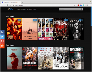 NOXX–Movie-and-TV-Show-Streaming-Site