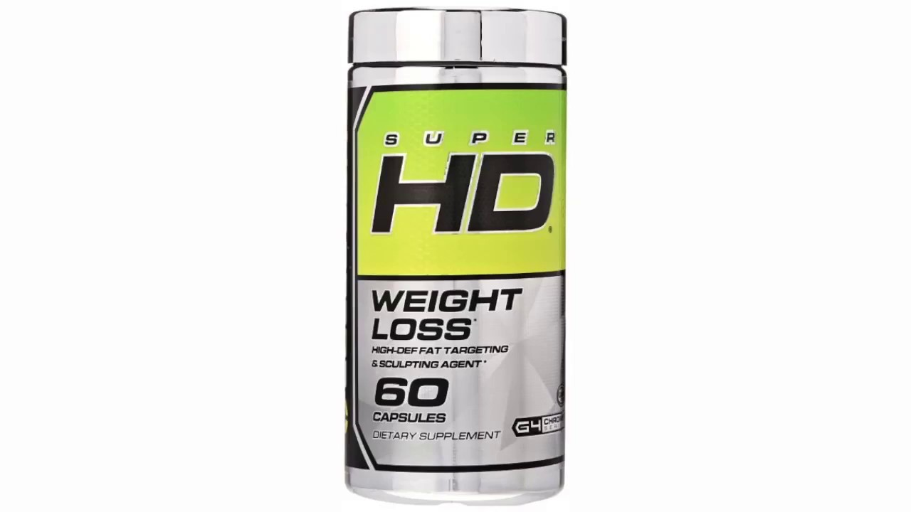 Cellucor SuperHD Ultimate Thermogenic Fat Burner