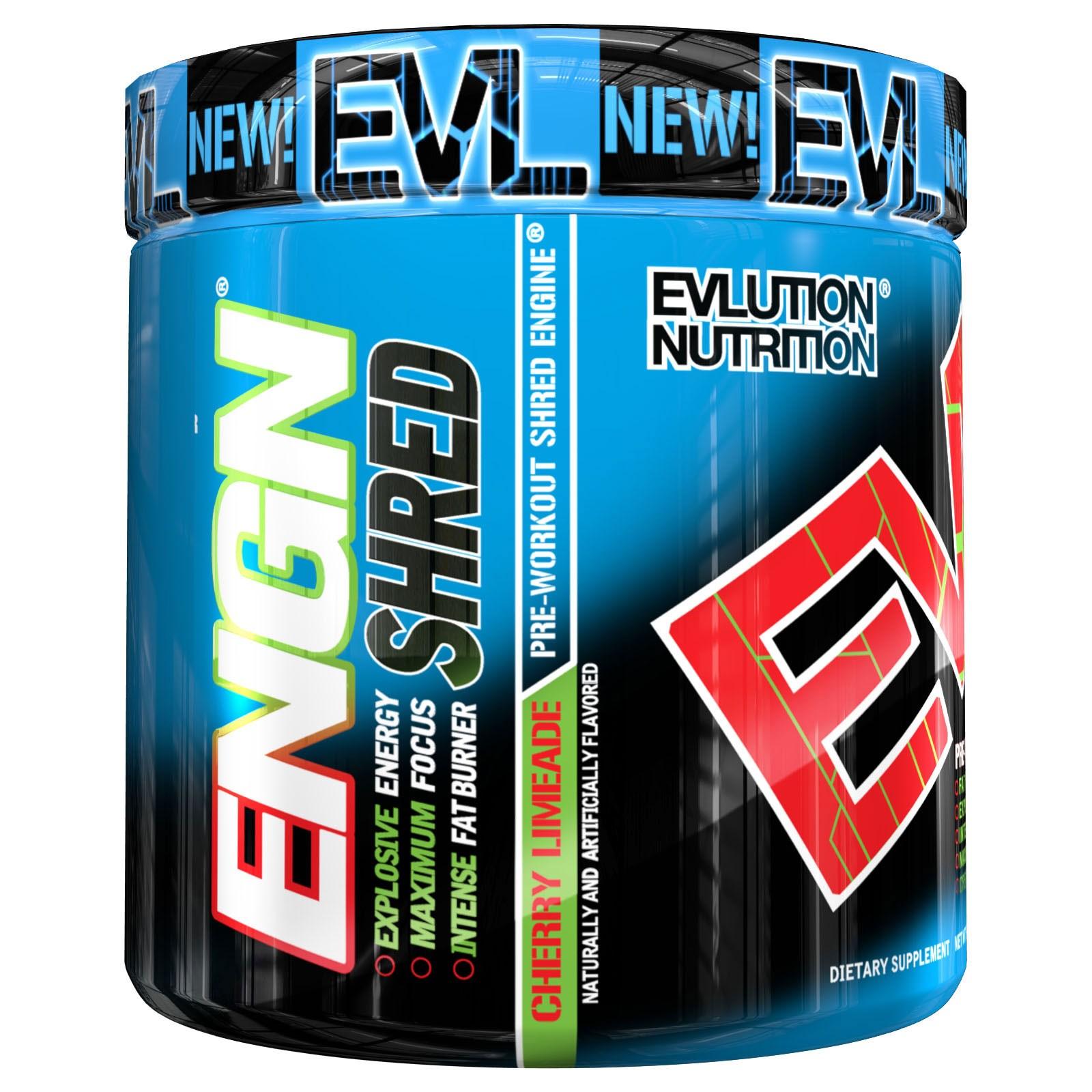 Evolution Nutrition ENGN Shred Pre-Workout
