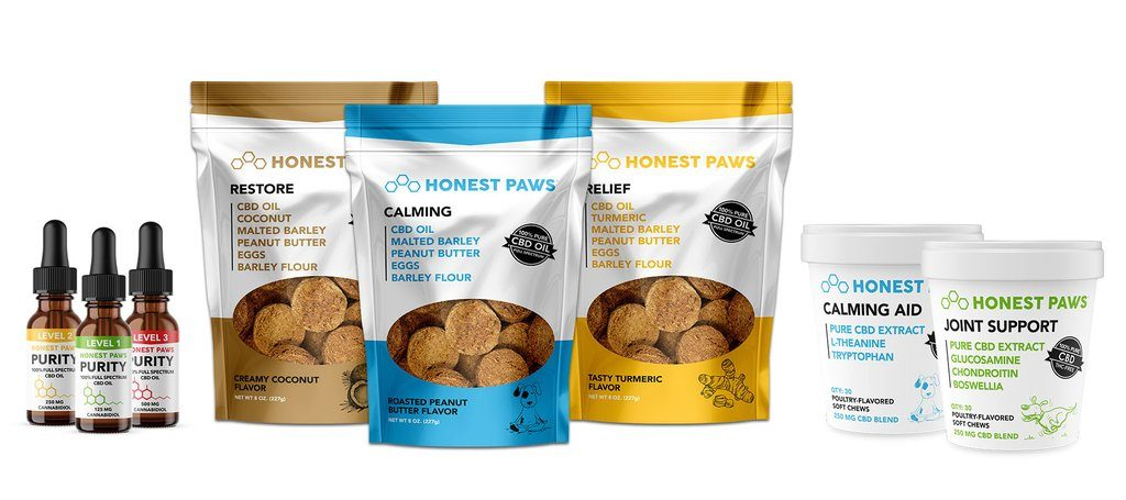 Honest Paws Purity CBD Oil for Cats