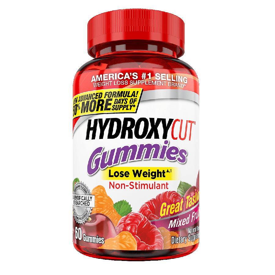 Hydroxycut Weight Loss Fruit Gummies