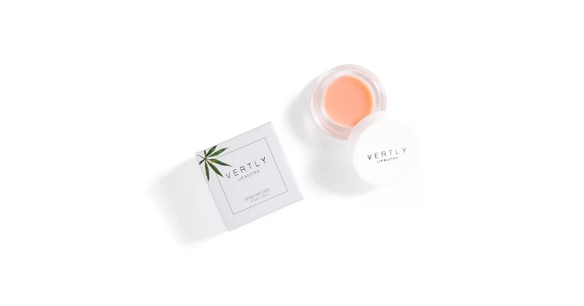 veritly CBD Infused Lip Butter