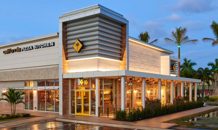 California Pizza Kitchen keto friendly restaurants