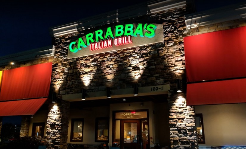 Carrabba's Italian Grill keto friendly restaurants