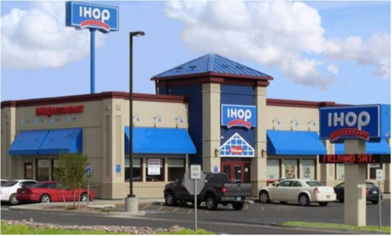 IHOP keto friendly restaurants