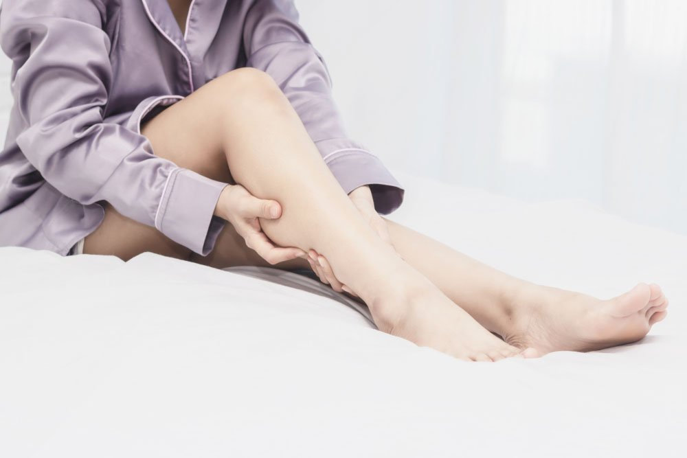 cramps from low carb diet