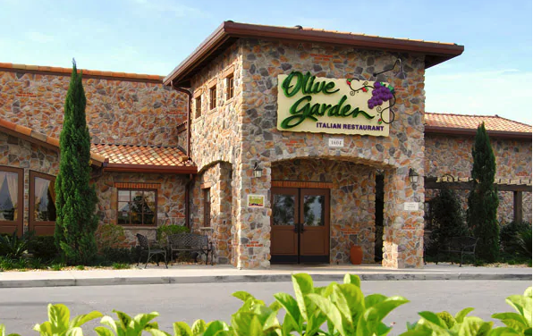 Olive Garden keto friendly restaurants