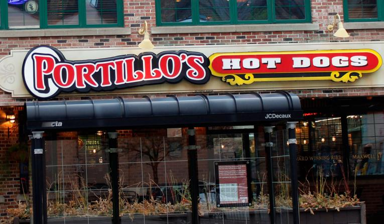 Portillo's keto friendly restaurants