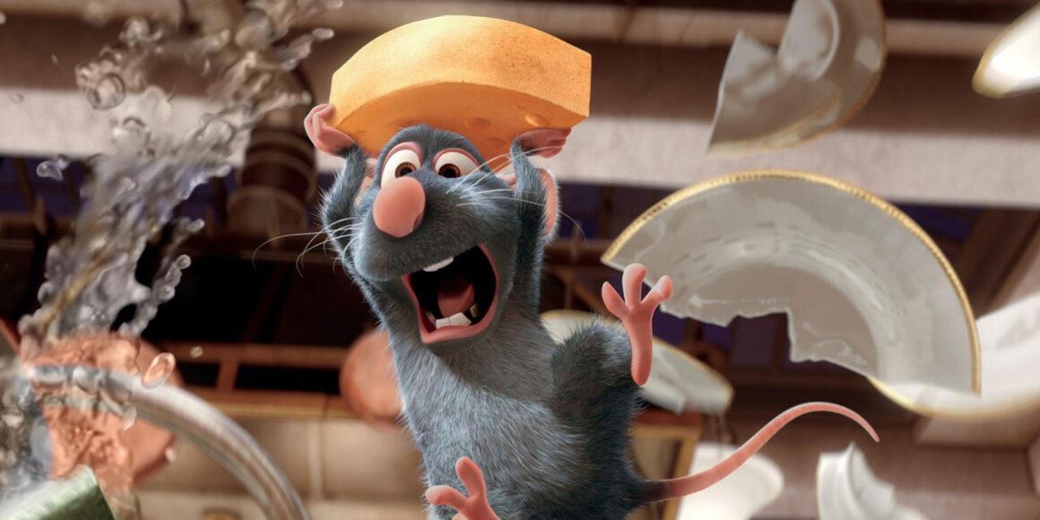 Ratatouille (2007 )