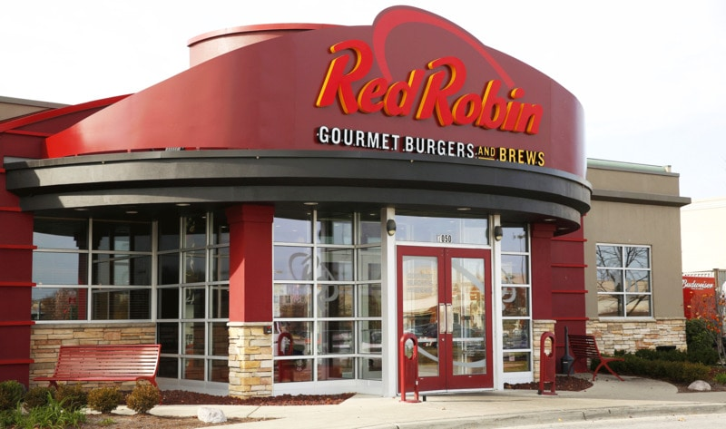Red Robin keto friendly restaurants