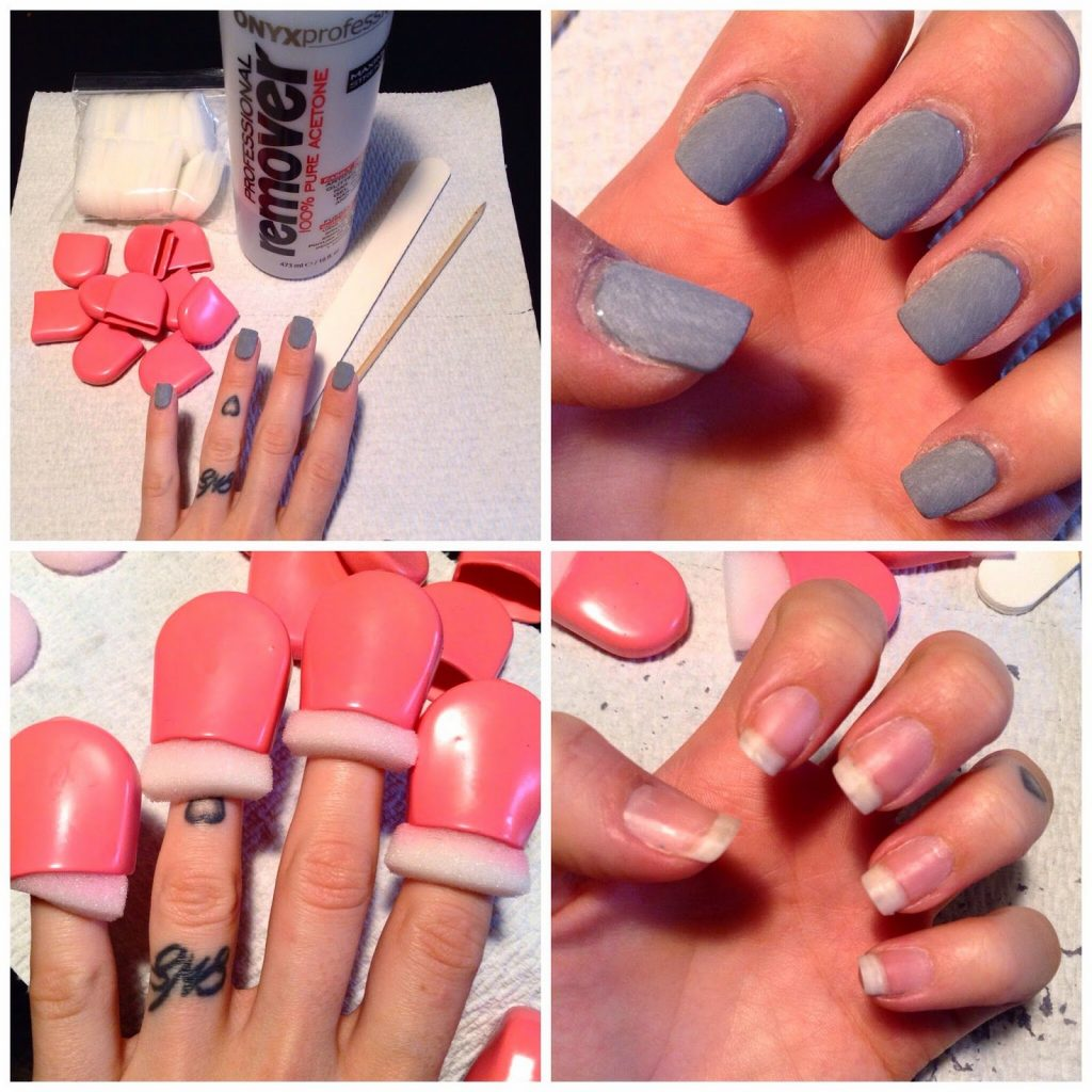 How to Remove Your Gel Manicure