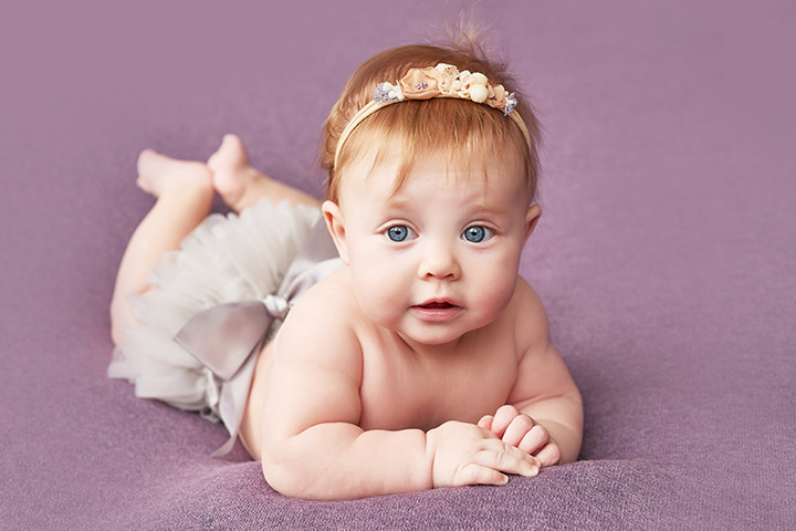 Top Rated 25 Unique Baby Names for Girls in 2020