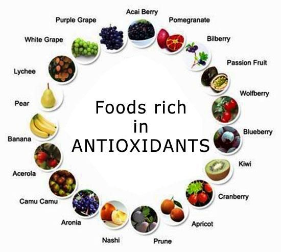 minerals and vitamins