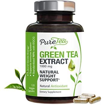 7. Green Tea Extract: