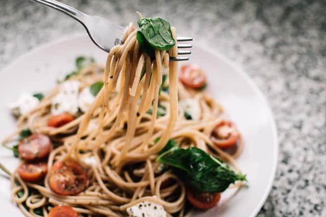 Low Carbs Keto Pasta