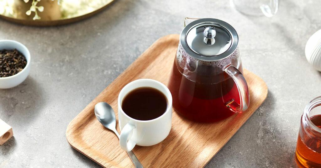 Keto Black Reduced and Tea