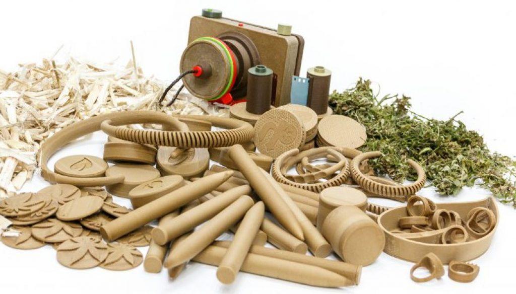 Hemp Plastic: Hemp-based plastics