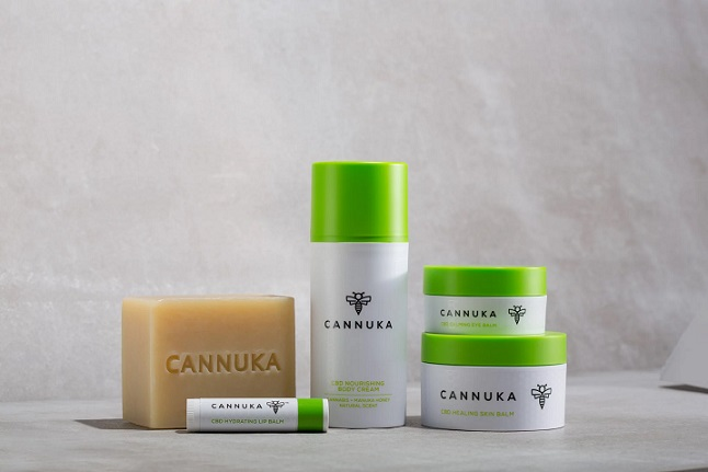 Cannuka CBD Hydrating Lip Balm