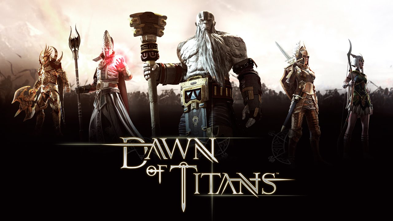 Dawn of Titans clash of clans
