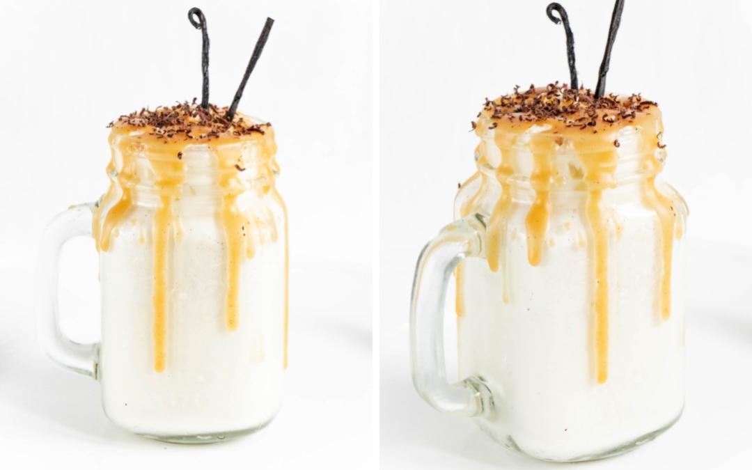 Keto Vanilla shake