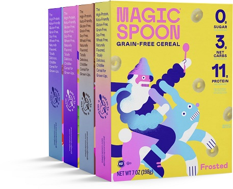Magic spoon variety pack