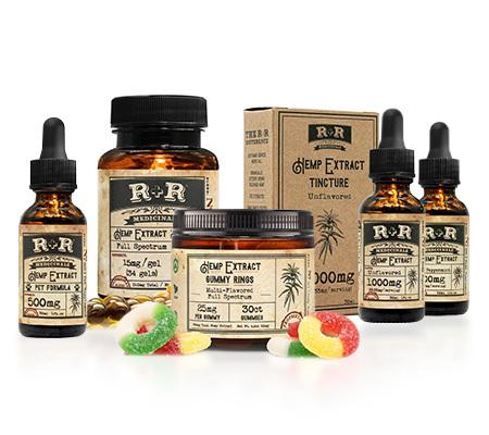 R + R Medicinals