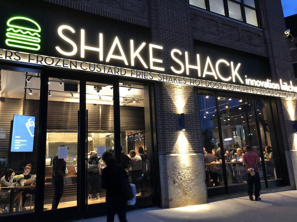 Shake Shack Keto Friendly Restaurants