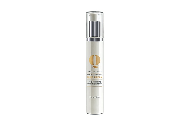 The Gold Q quick relief hand cream