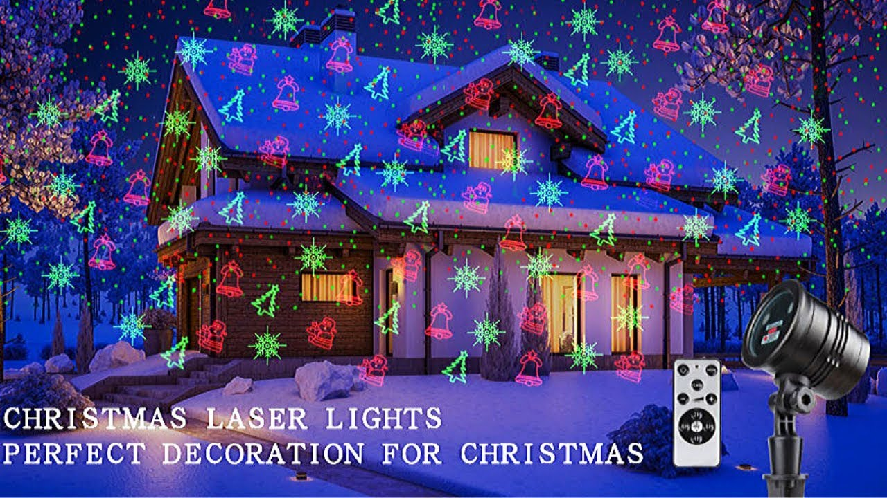 Best Christmas Laser Light