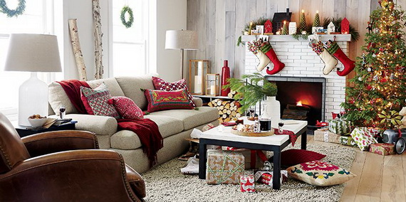 Ideas for the Small Christmas Tree for Small Spaces