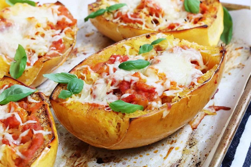 Is Spaghetti Squash Keto Spaghetti Squash Nutrition Bee Healthy