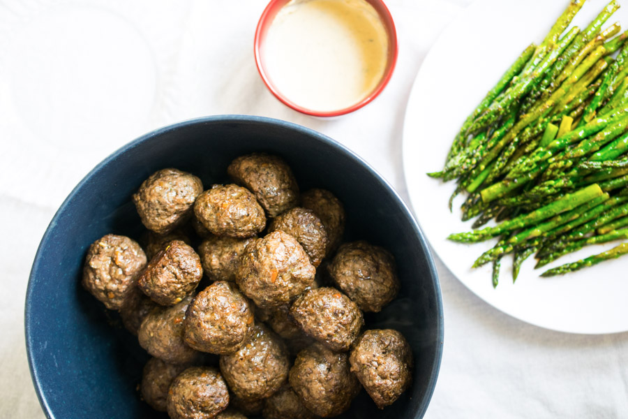 Superfood meatball