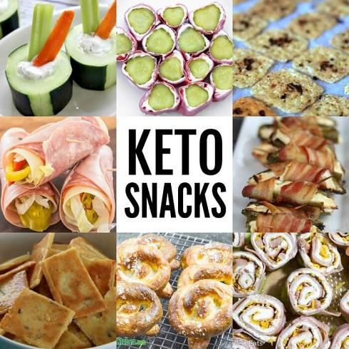 best keto snacks to buy