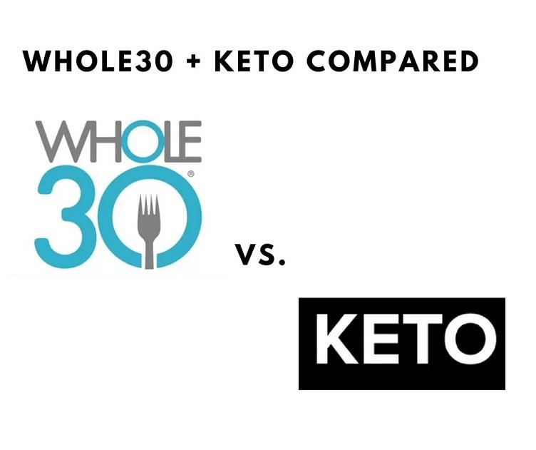 Keto vs Whole 30