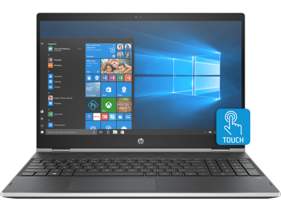 15.6-inch HP Pavillion x360 Laptop Convertible
