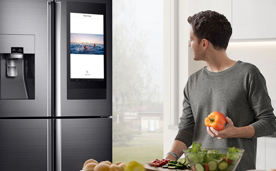 Best Smart Fridge for Families