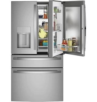 GE smart refrigerators