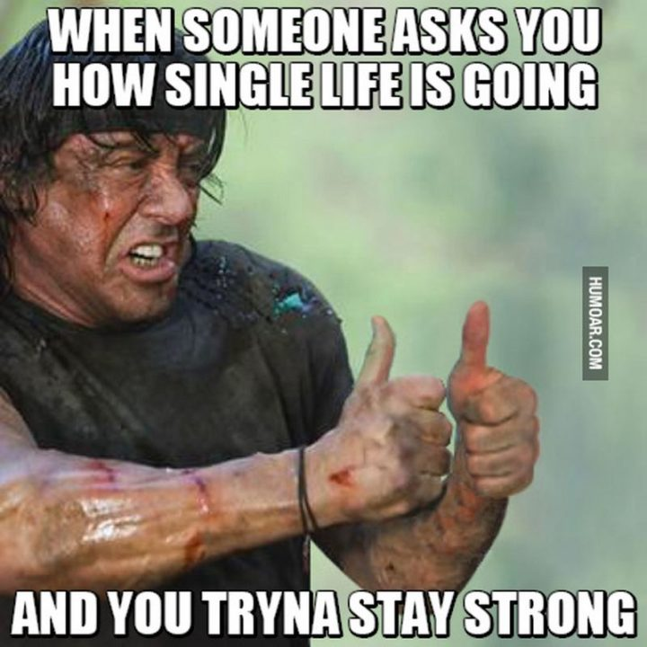 being single memes
