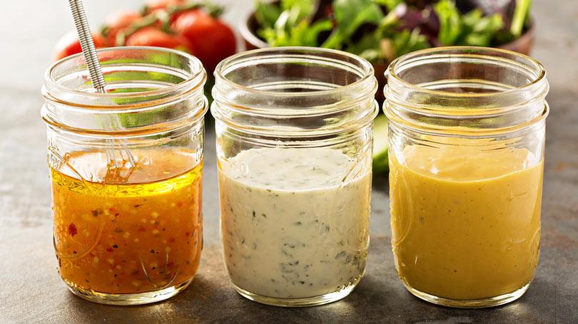 keto salad dressing recipe
