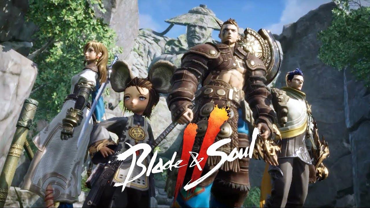 Blade & Soul best mmorpgs games