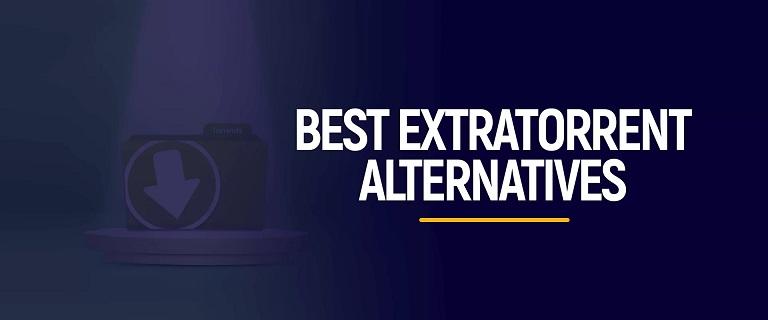 alternative to Extratorrent