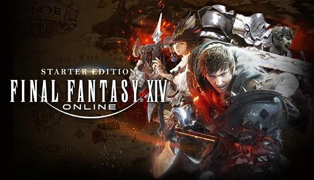 Final Fantasy XIV best mmorpgs games
