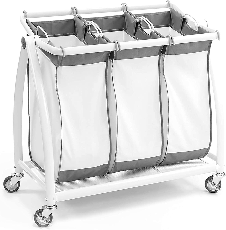 best laundry basket-laundry sorter