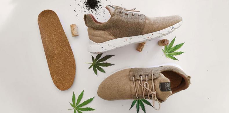 Shoes Production by Hemp Fiber