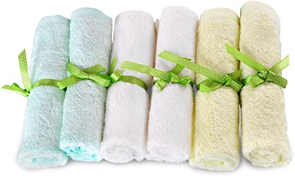 Washcloths Baby Brooklyn Bamboo