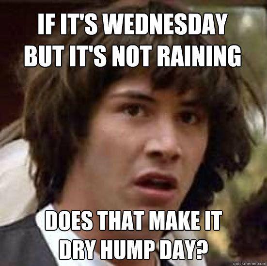 naughty hump day memes