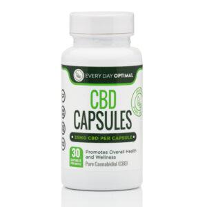 Best CBD Capsules & Pills Review of 2021