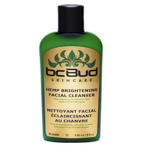 Facial Cream & Cleanser from Hemp