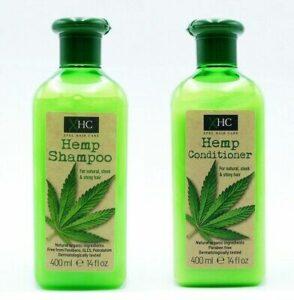 Shampoo & Conditioner from Hemp