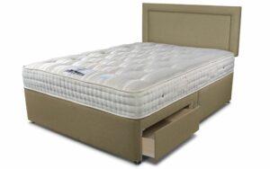 cheap double divan beds
